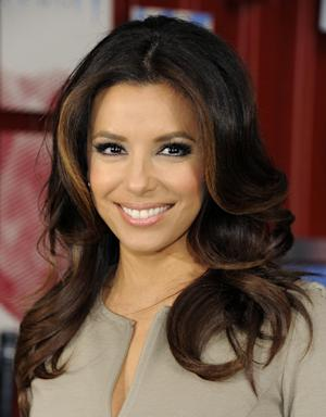"FILE - In this April 6, 2012 file photo, actress Eva Longoria appears for the new Pepsi Next in New York's Times Square. Lifetime is picking up ""Devious Maids,"" a new series from ""Desperate Housewives"" creator Marc Cherry. Eva Longoria is among the executive producers. (AP Photo/Evan Agostini, File)"