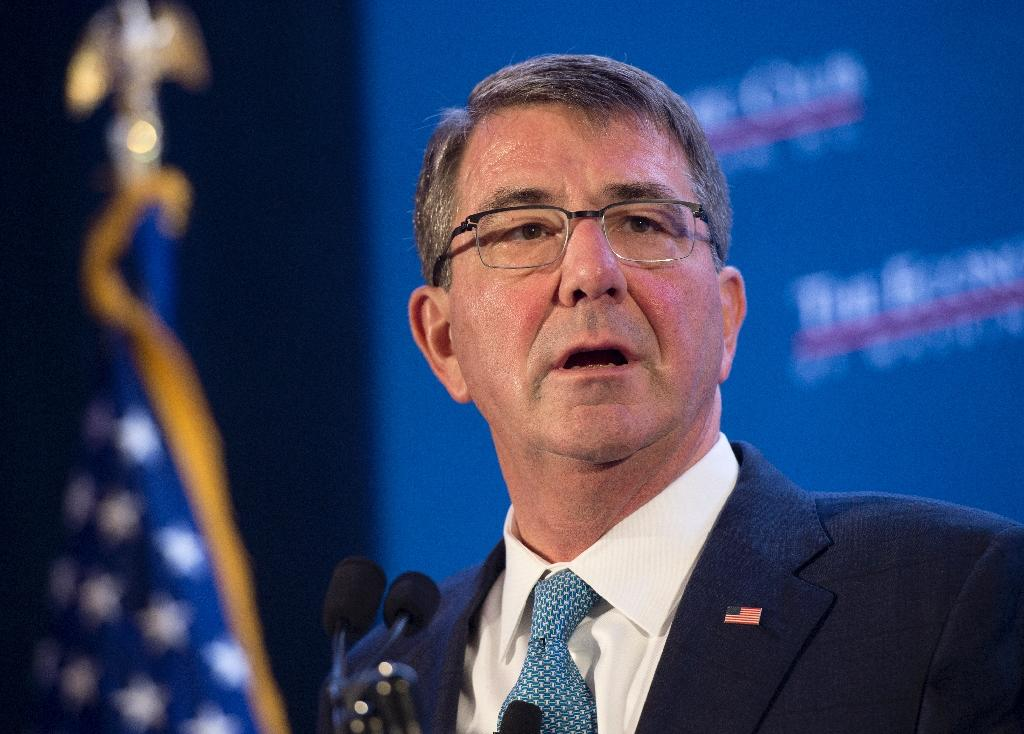 Pentagon chief in Europe to drum up anti-IS support