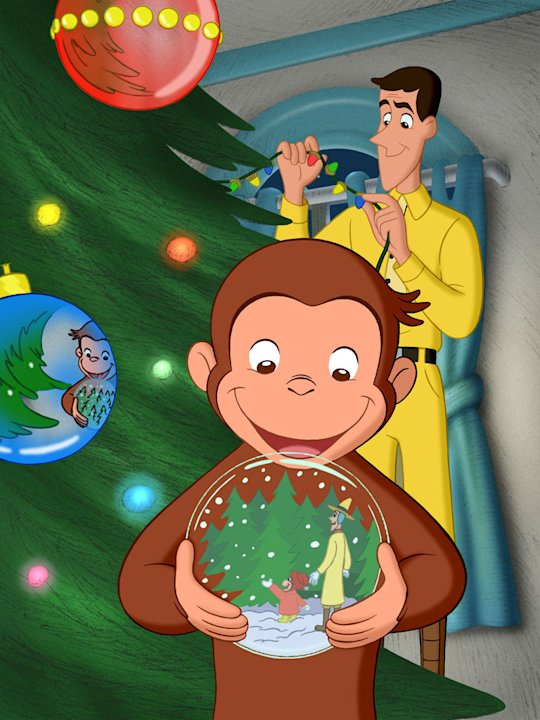 Curious George: A Very Monkey …