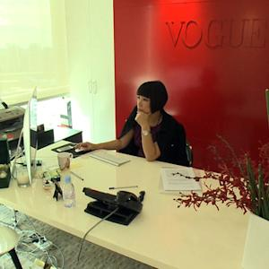 Angelica Cheung: Vogue China editor builds fashion industry