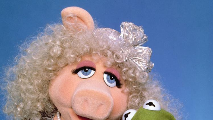 Kermit The Frog and Miss Piggy (The Muppet Show)