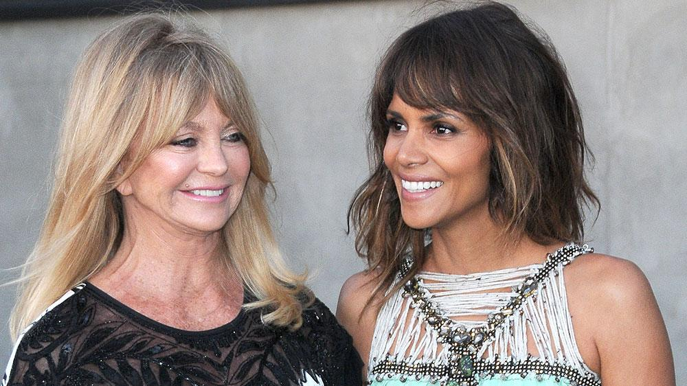Halle Berry and Goldie Hawn 'Support Our Children' at Kaleidoscope Charity Ball