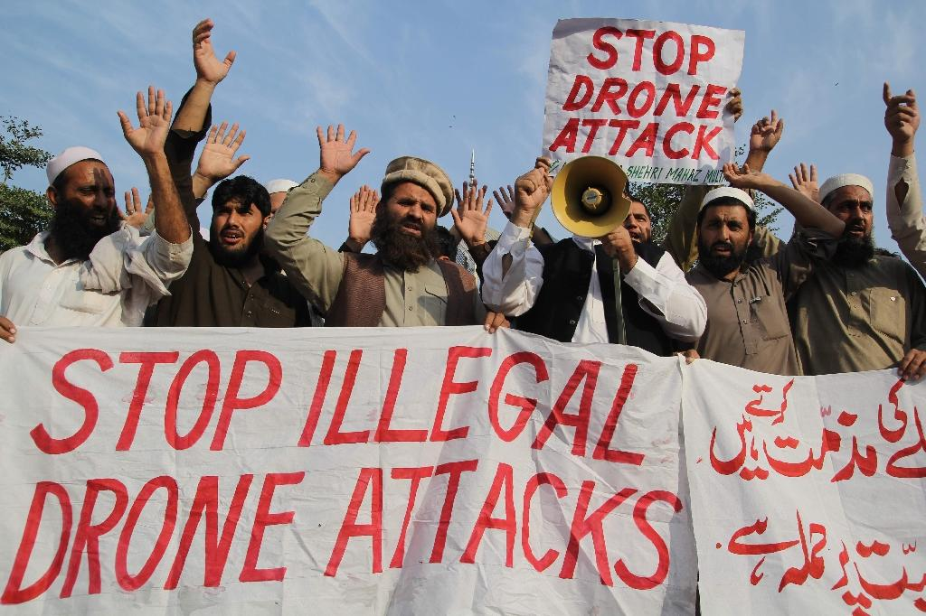Nearly 60% of Americans back drone strikes overseas