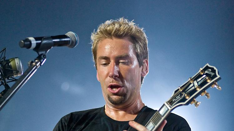 Nickleback With Bush In Concert