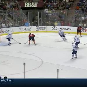 Scottie Upshall Empty net goal (18:35/3rd)