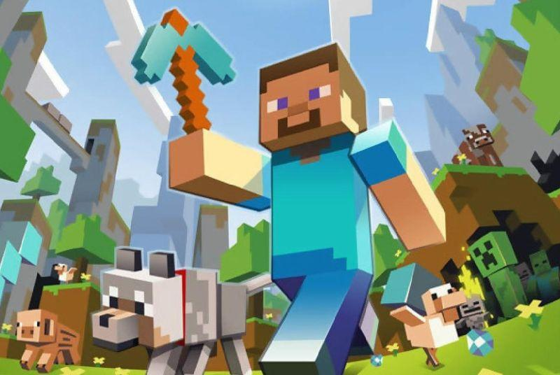 Minecraft is getting a story-driven game from the studio behind The Walking Dead