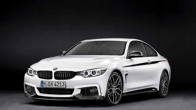BMW 4-Series Coupe has fine handling
