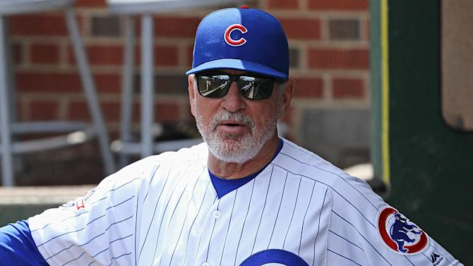 Joe Maddon's one regret in life: Not serving in the military