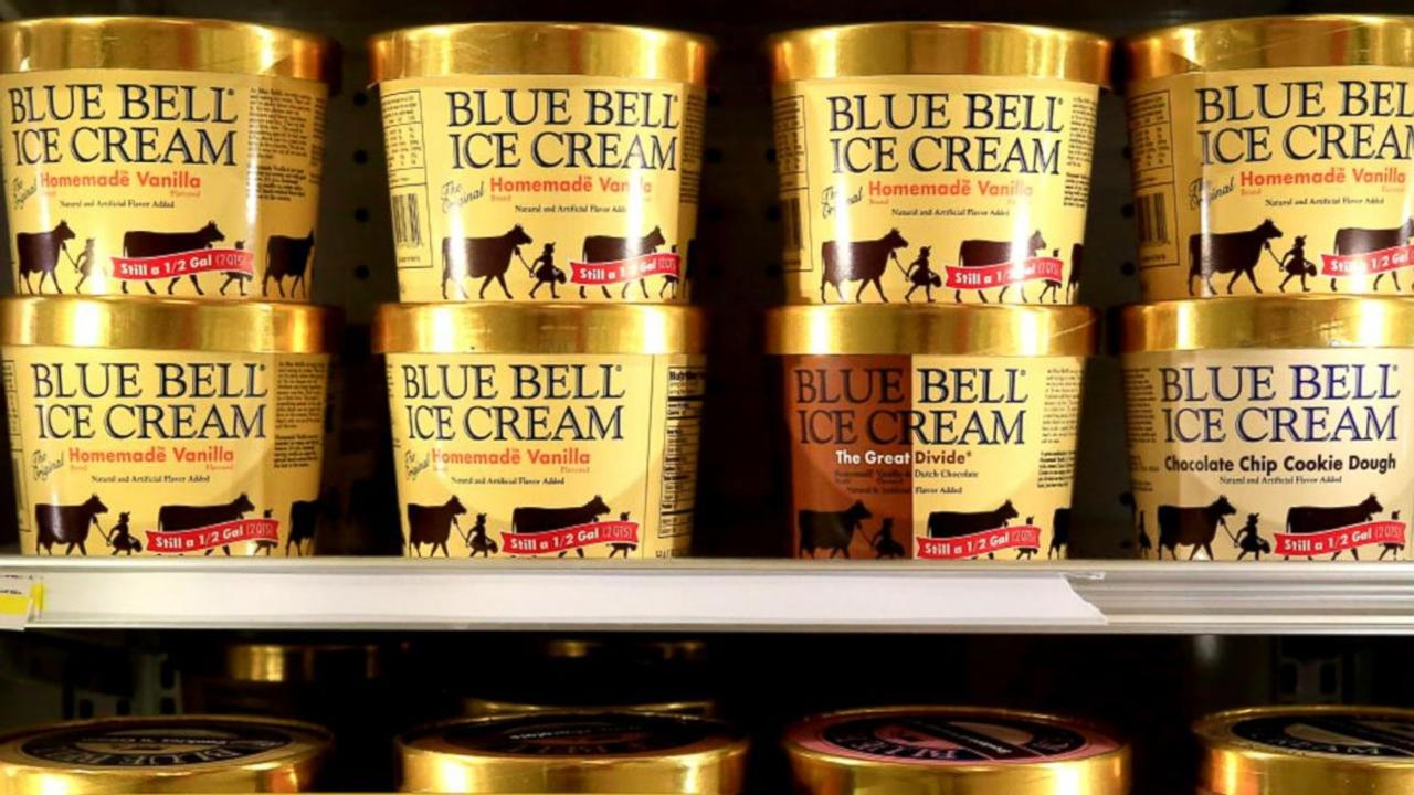 More Ice Cream Recalled After Listeria Found