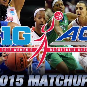 2015 WBB Big Ten/ACC Challenge Matchups Announced | ACC Now