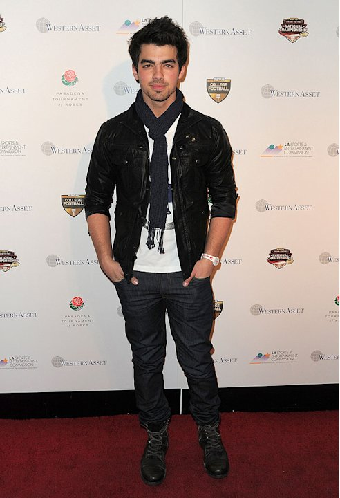 Jonas Joe BCS Party