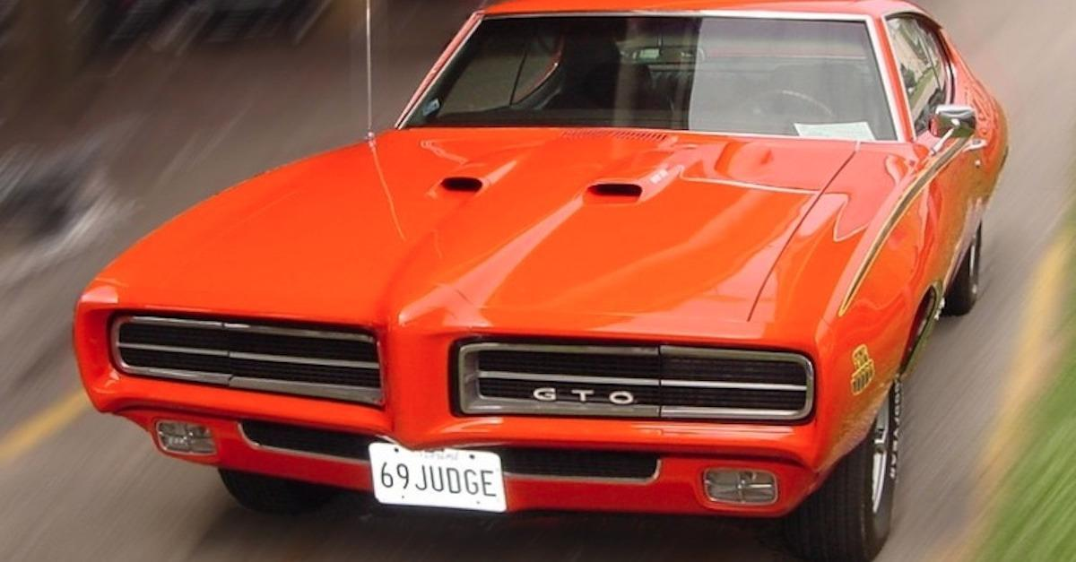 12 Fuel-Filled Facts About American Muscle