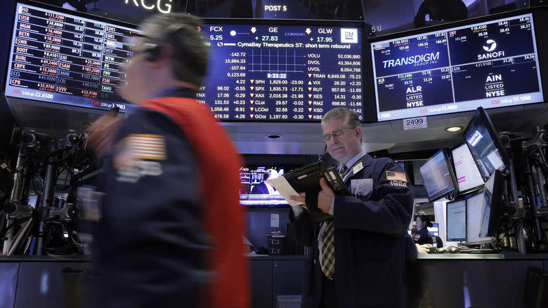 Wall St. up as Yellen revives rate hike hopes