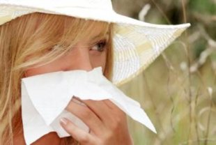 Natural Help for Springtime Allergies