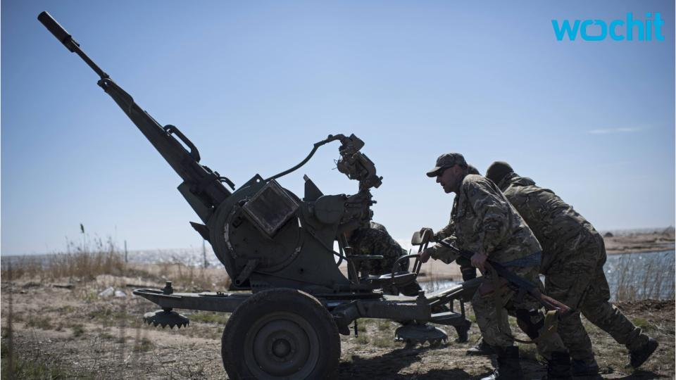 US starts training Ukrainians to fight pro-Russia forces