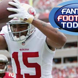 Fantasy Football Today: Waiver Wire -- WR (12/17)