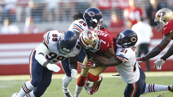 Jay Cutler rallies Bears past 49ers in fourth