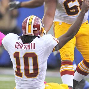 The saga of Washington Redskins quarterback Robert Griffin III