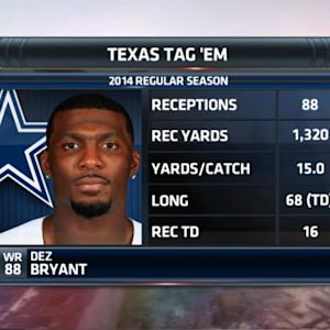 Boomer & Carton: Dez Bryant furious over his Madden 16 speed rating