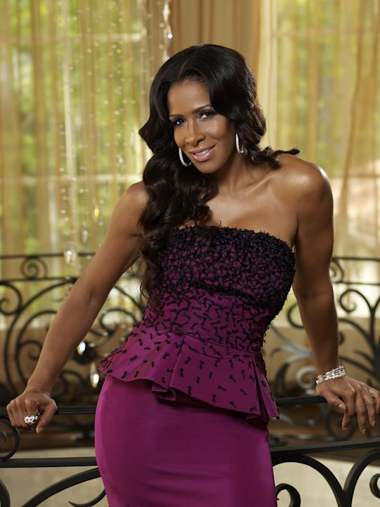 Sheree Whitfield stars in &quot;The Real Housewives Of Atlanta.&quot; 