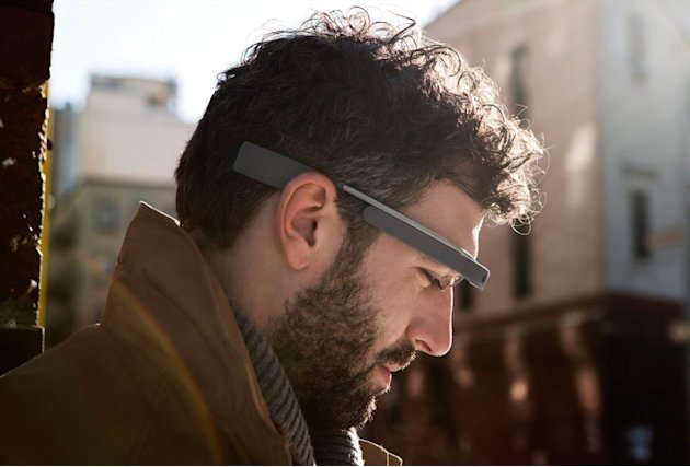 Google alters reality with futuristic glasses