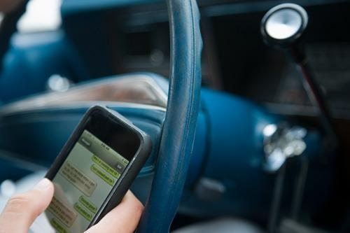 New Study Reveals Who's Most Guilty Of Texting While Driving