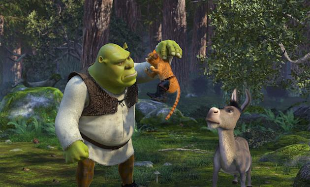 Top 10 Animated Movies 2010 Shrek 2