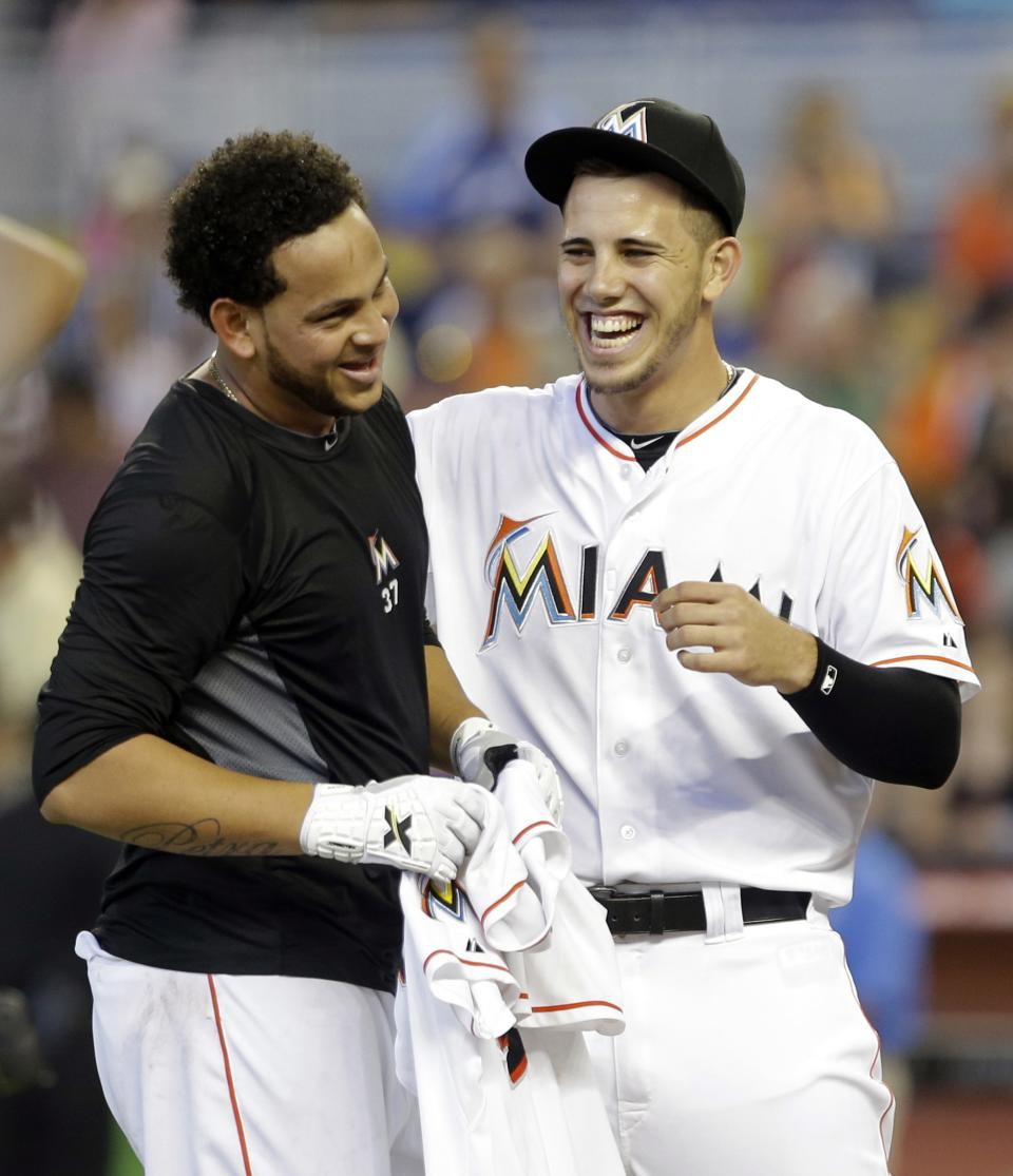 Young pitching gives Marlins hope for future