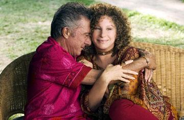 Dustin Hoffman and Barbra Streisand in Universal Pictures' Meet the Fockers