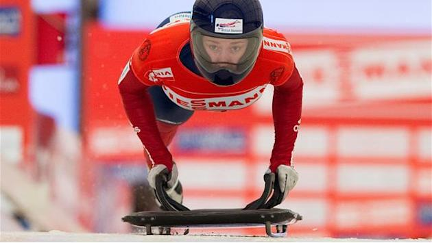 Skeleton - Yarnold and Smith quickest at British Skeleton World Cup selection races