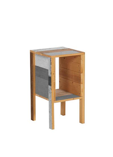 Piet Hein Eek Table, $479, thefutureperfect.com