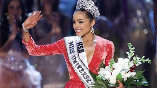 Miss USA crowned Miss Universe