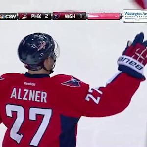 Capitals strike twice in 32 seconds