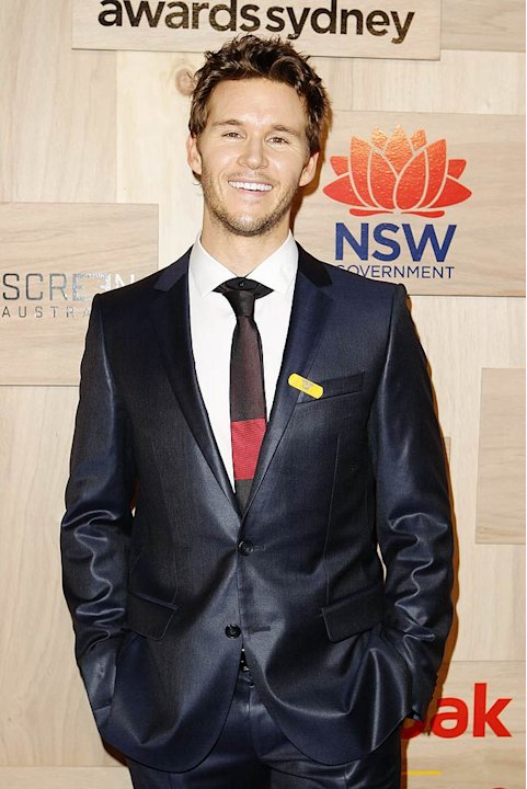 Kwanten Ryan Inside Film Awards