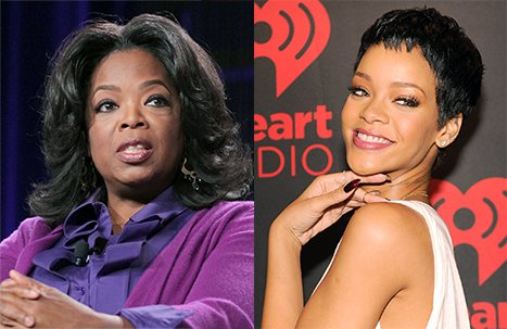 Oprah Winfrey: I Won&#39;t Judge Rihanna for Reuniting With Chris Brown