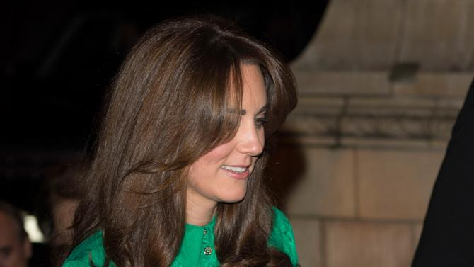 The Duchess Of Cambridge Officially Opens The Natural History Museum's Treasures Gallery