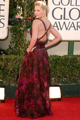 Katherine Heigl 63rd Annual Golden Globe Awards - Arrivals Beverly Hills, CA - 1/16/05