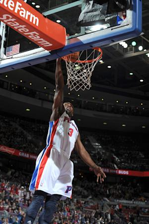 Stuckey, Knight lead Pistons past Raptors, 105-86