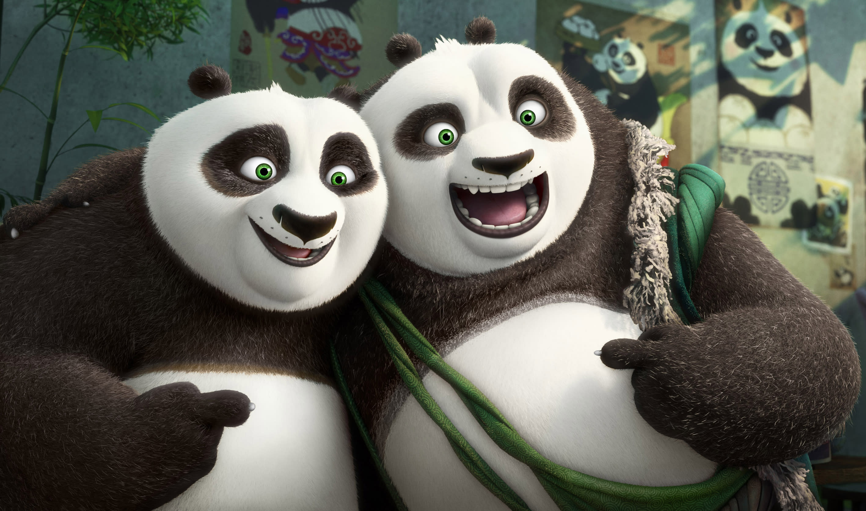 'Kung Fu Panda 3' tops Super Bowl weekend at box office