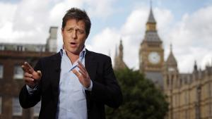 Hugh Grant Announces Birth of Son