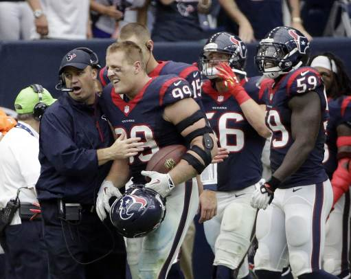 Texans improved, but want to be better