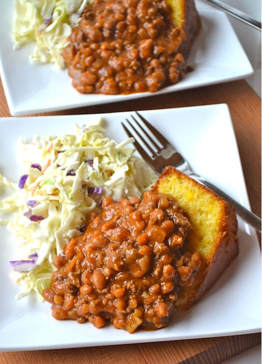 Lentil Sloppy Joes