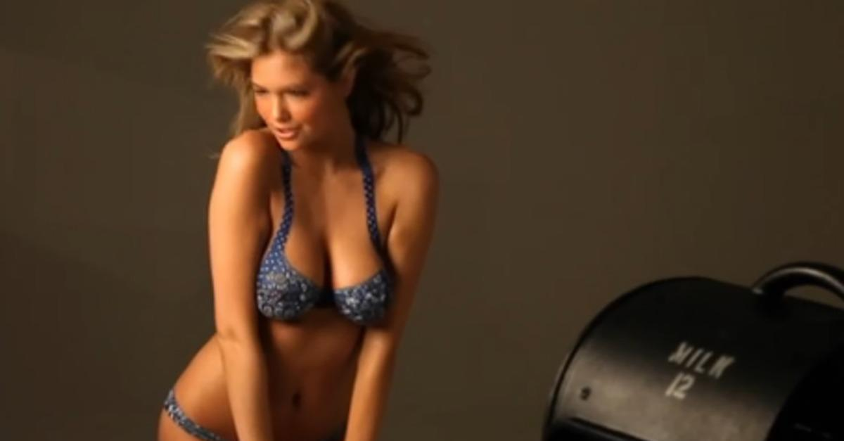 12 Kate Upton Images: We Turned Back The Clock