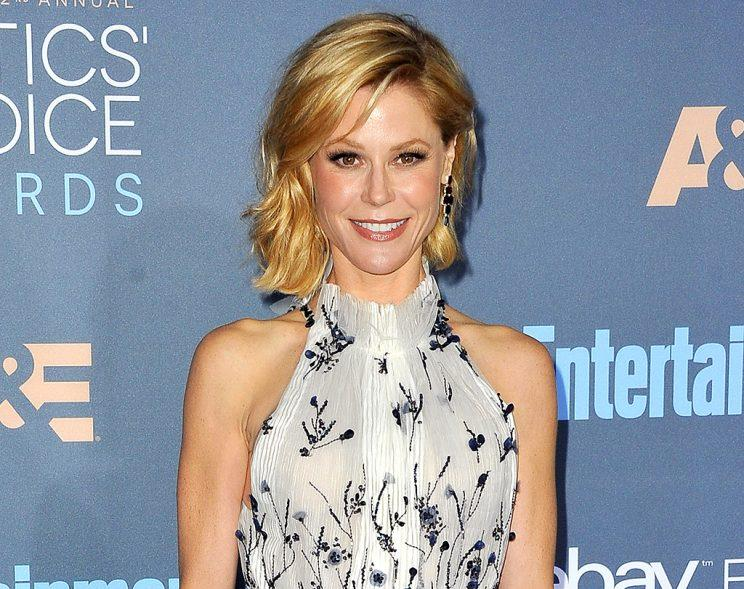 Julie Bowen Faces Criticism for Joking About Barron Trump During Inauguration