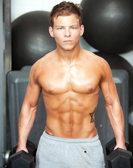 Jonathan Lipnicki Explains How He Got His Hot Body
