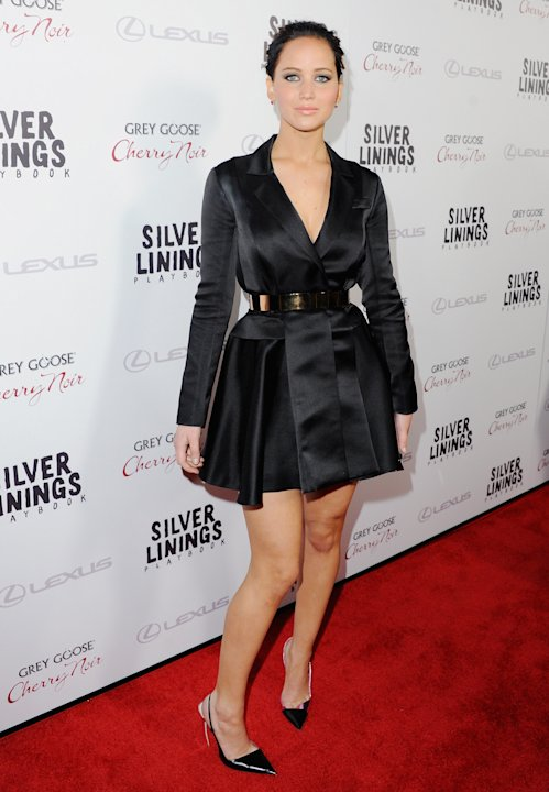 "LA Premiere ""Silver Linings Playbook"""