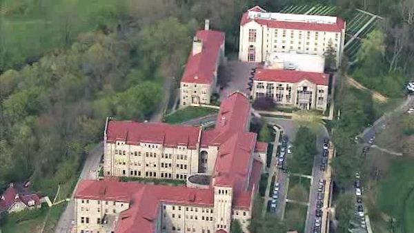 Student injured after falling 3 stories at Chestnut Hill College in Philadelphia