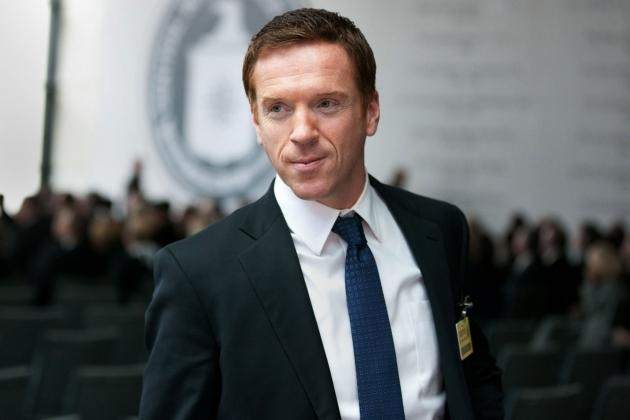 Damian Lewis as Nicholas 'Nick' Brody in 'Homeland' -- Showtime
