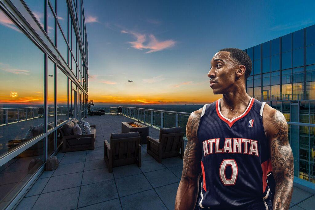 Hawks Star Jeff Teague is Selling Super-Slick Buckhead Condo