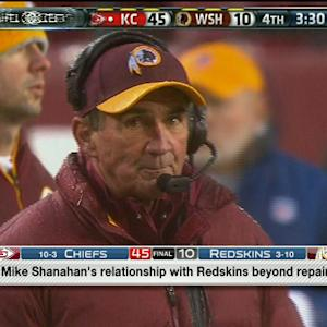 Are Mike Shanahan, Washington Redskins beyond repair?